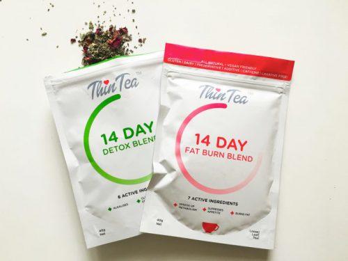 ThinTea Detox & FatBurnteas