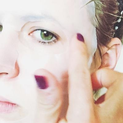 Missha face mask