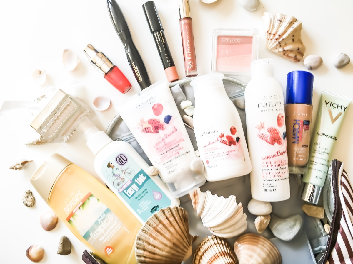 My Top 13  Make Up and Body Care Products